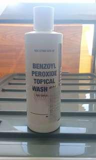 Benzoyl Peroxide Topical Wash 5%