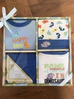 Shears baby boy gift set