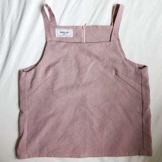 Basic Dusty Pink Top