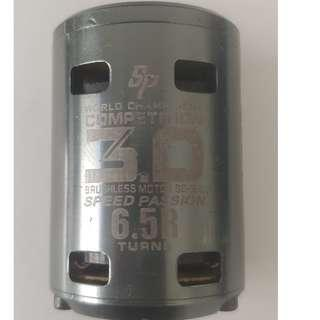 Speed Passion sensored brushless motor 6.5turns
