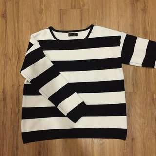 SEED STRIPE TOP