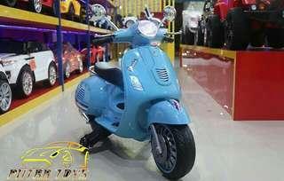 Motor Aki Type :VESPA CLASIC