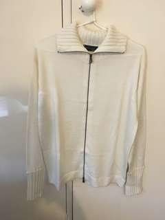 Italian Made Woollen Zipper