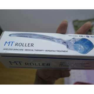 Dermaroller for great and healthy skin Needles roller