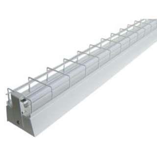 Wire Guard 4' Fitting Light Casing