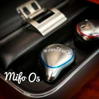 Mifo O5真無線動圈藍牙耳機 原裝行貨 1年保養 ‼️原價$799  現有超抵優惠價$500‼️