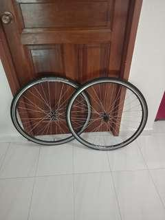 Hybrid/Road Wheelset