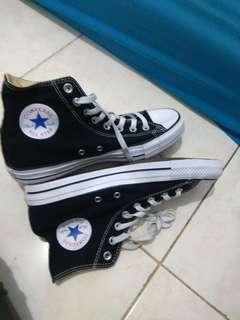 Converse Black White BW 41 42 Original