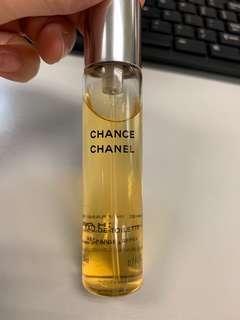 Chanel 香水refill