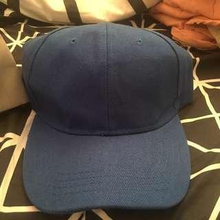 🚚 素色帽子(灰、藍)