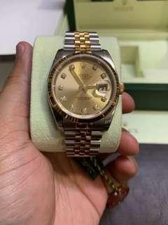 Rolex Datejust 116233 2013 sealed