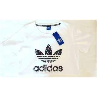 Authentic Adidas Originals Trefoil T Shirt