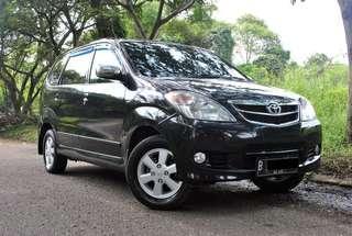Toyota Avanza G AT 2010 Rawatan
