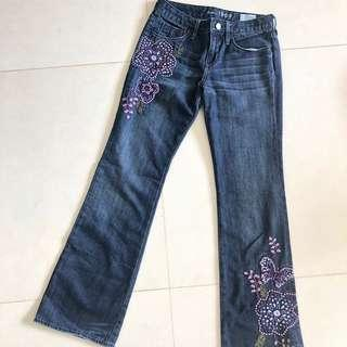 Authentic GapKids 1969 Denim Jeans for Girls