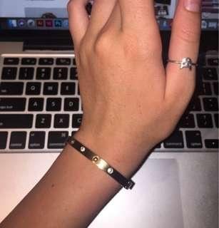 Authentic Cartier bracelet