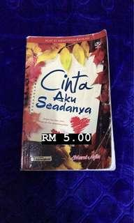 Preloved Novel