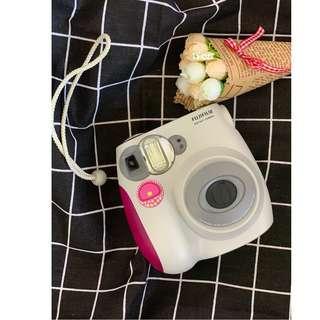 Fujifilm Instax Mini 7S Instant Film Camera, Pink