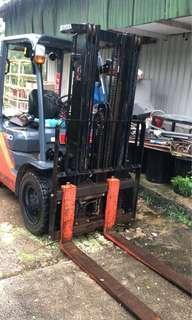 Forklift 3 ton for rental