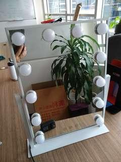 三色led化妝鏡