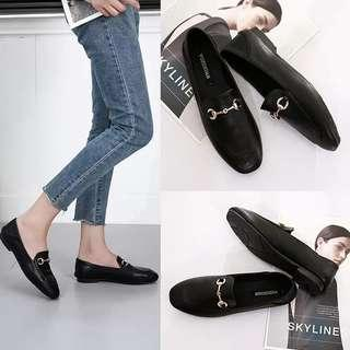Gucci style loafers/ flat