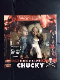 McFarlane Bride of Chucky & Tiffany boxset