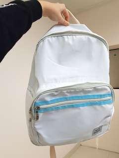 Backpack tas ransel putih korea