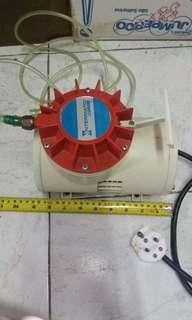氣泵。(南昌西鐵站交收)