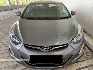 Hyundai Elantra 1.6 Auto