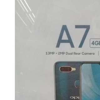 Oppo A7 Turun Harga Kredit Free 1X Cicilan