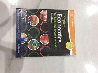 Complete Economics for Cambridge IGCSE & Level Second Edition Oxford