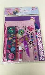 JoJo Siwa Notebook set