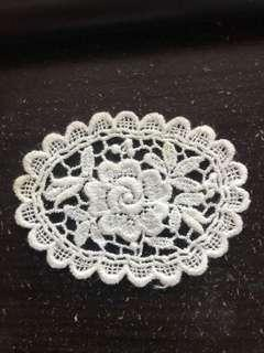 Flower Lace Doily