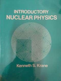 🚚 Introductory Nuclear Physics