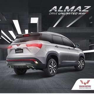 Wuling NEW ALMAZ (OPEN INDENT)