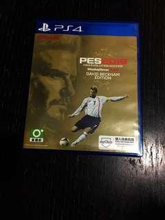 PES2019 David Beckham edition (no code)