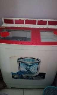 Mesin cuci denpoo dw 9893