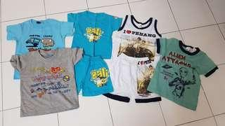 Boys assorted Clothes