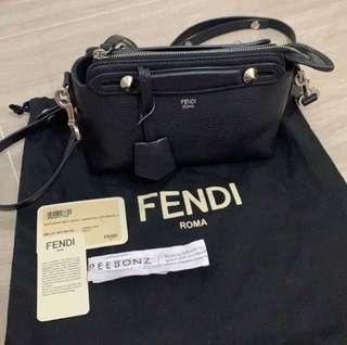 Fendi Mini By The Way Boston Bag