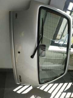 Perodua kancil rear bonnet.