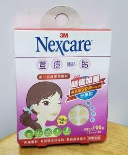 3M Nexcare 暗瘡貼 (100 貼)