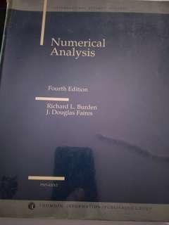 🚚 Numerical Analysis
