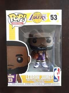 Funko POP Los Angeles Lakers - Lebron James (53) 5fb7878d1