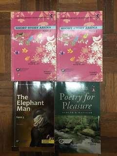 English Literature Component Books