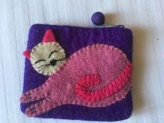 🚚 尼泊爾手工羊毛氈包