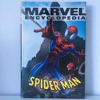 Marvel Encyclopedia Vol. 4: Spider-Man Hardcover