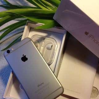 Brand new iPhone 6 64gb. No warranty