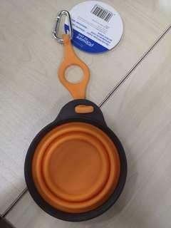 Collapsible Travel Cup for Dogs brand new