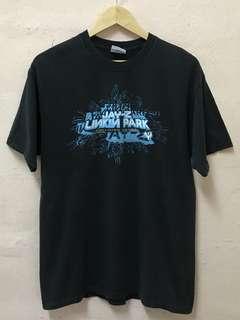 "Linkin Park Jay-Z ""Collision Course Album"" Tshirt"