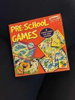 🚚 Games for preschoolers