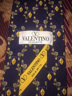 Valentino Necktie Made In Italy